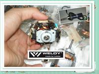 motor of WELDY hot air gun accessories 1600W