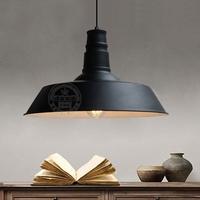 Vintage pendant light personalized light restaurant bar lamp brief pendant light industrial aluminium pendant light