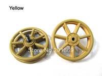 Heng Long 3858/59-1 German Panzer IV F/F2 tank plastic idler wheels of 1:16 1/16 rc tank, tank plastic parts spare accessories
