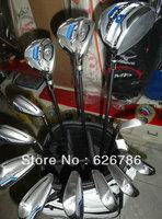 Golf Complete Set SLDR Driver 9.5 or 10.5 loft Fairway Woods #3#5 Speedblade Iron #456789PAS Shaft Full Golf Club free headcover