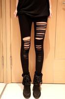slim fit. Elasticized waist. Lightweight  Fantasy Getting Ripped Legging   long tees  2014 sexy leggings summer-winter leggings