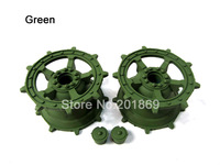 Henglong 3888-1 German Kingtiger tank plastic sprockets/driving wheels of 1:16 1/16 rc tank, plastic parts spare