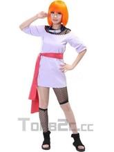 naruto temari costume promotion