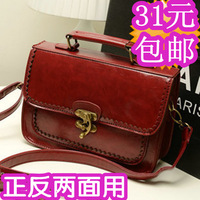 Fashion vintage female bag 2013 autumn bags casual handbag messenger bag