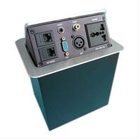 Hotel socket,multimedia outlet,,information box socket,office desktop outlet