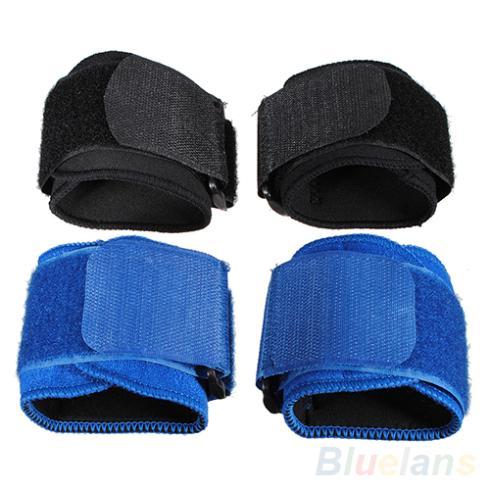 Adjustable Sport Wristband Wrist Brace Wrap Bandage Support Band Gym Strap Safety 03BN(China (M