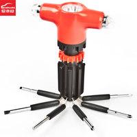 Multifunctional vehienlar life-saving hammer safety hammer escape hammer lighting lamp small 02