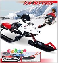 cheap ski sled