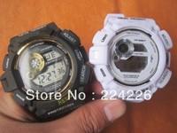 lowest price Mix colour 10pcs GW9300 sport watch gw 9300 Brand New fashion latest watch ,best quality