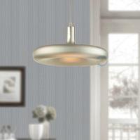 Modern brief individuality bar counter aluminum lighting lamps big horn pendant light