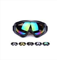 Ski Snowboard ATV Cruiser Motorcycle Motocross Goggles Protective Sunglasses Eye Lens  Bike Racing Eyewear Free shipping