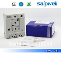 2014 Newest solar charge controller  SML08 8A,  solar controller with 3 LEDs
