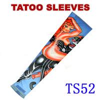 Punk Fake Tattoo Arm Warmer Tattoo stickers Free Shipping 1 pair/lot