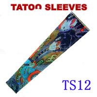 Nylon Stretchy Roch UV Tattoo Tribal Designs cheap tattoo kit Free Shipping