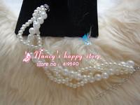 Free shipping!2014 NEW pearl bracelet / kids necklace & Bracelet Set /baby Children Jewelry Set / Wholesale