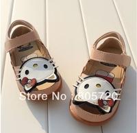 free shipping 2014 children Hebe's shoes, hello Kitty summer children's girls sandals, children's summer shoes of the girls