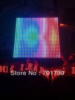 P10mm 30*30pixels INK1002 led digital flexible panel light(INK1003 IC controlled),size:30cm*30cm,DC5V input