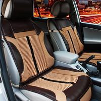 Pu cushion four seasons general liangdian car cushion viscose upholstery