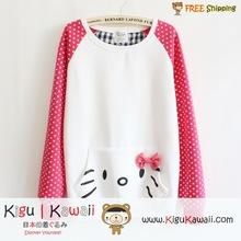 wholesale kitty sweater