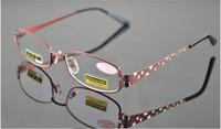 Custom bubble Lady red antireflection coated reading glasses+1.0 +1.5 +2.0 +2.5 +3.0 +3.5+4.0