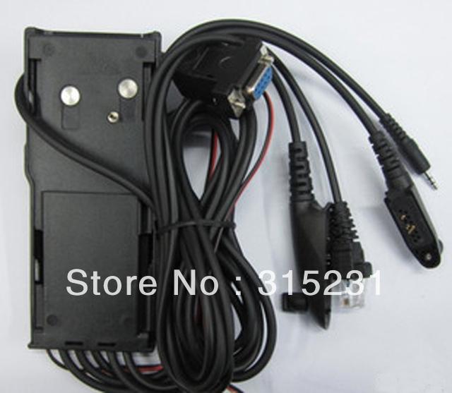 5 IN 1 Program Programming Cable For Motorola EX500 EX600 HT750, HT1250, HT1550, GP328, GP338, GP340, GP360, GP380, PRO7150(China (Mainland))