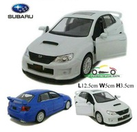 Free shipping,alloy diecast car model,toys car,1:36 Subaru vehicle simulation toys, for children grownups collect gift