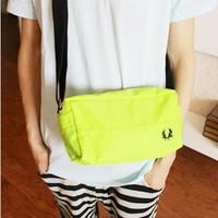 women backpack Classic fashion small bag preppy style chromophous all-match back zipper cross-body shoulder bag