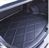 Car trunk mat steps leaps 6 passat polo lavida trunk mat