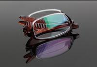 Foldable box noble super light antireflection coated reading glasses+1.0 +1.5 +2.0 +2.5 +3.0 +3.5+4.0