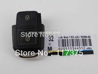 VW Passat , Bora , Polo , Golf 2 button remote key 434mhz : 1J0959753AG