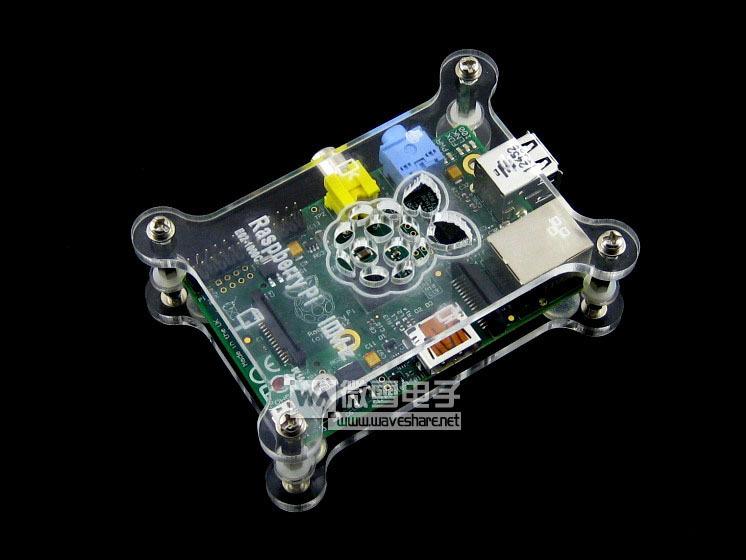 Raspberry pie Raspberry pie Raspberry Pi Model B computer ARM11 development board C- Shell UK version(China (Mainland))