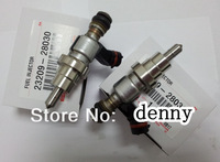Free shipping Hot sale store TOYOTA fuel injectors 23209-28030  quality Denso Nozzle for cars 23250-28030 Japan
