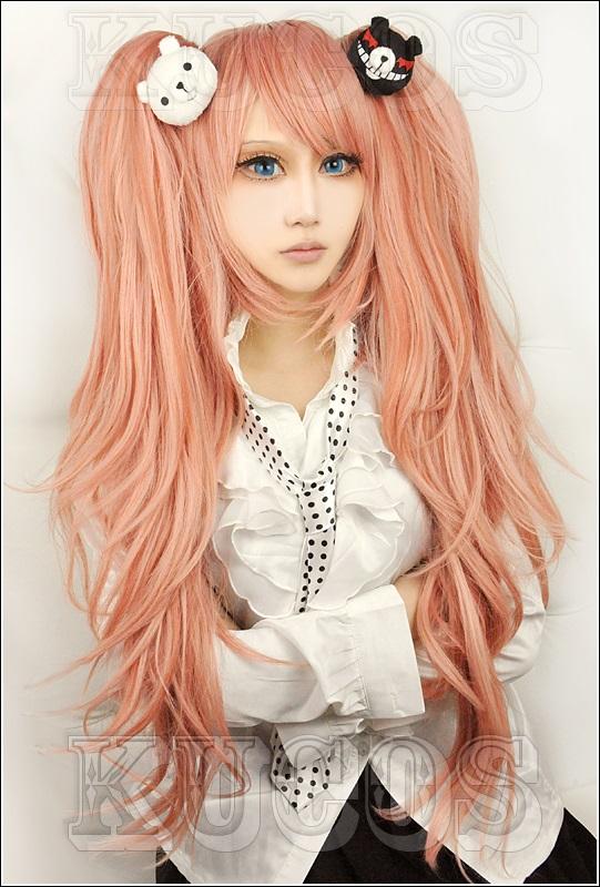 Ronpa Enoshima Junko Pink