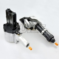 KZS-40/32 Pneumatic Strapping Tools and KZL-32 Pneumatic Tensioner for strapping steel, Width 32mm, thickness 0.8~1.2mm.