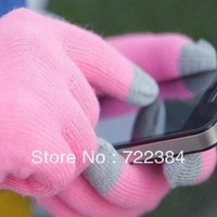 1 pairs High Quality Thermal gloves screen touch gloves magic screen gloves use for winter