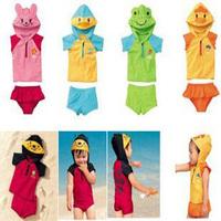 Hot sale,Retain1pcs!baby swimwear kid beachwear kids swimming suit boy swimming wear,hight quality ladybirds/frog/penguin design