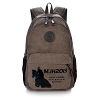 backpacks unisex vintage canvas hiking travel knight couples bag travel bag school backpacks