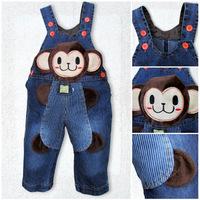 Autumn children's clothing factory direct children overalls children Bib Baby Bib trade orders TZ17002