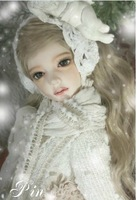 Free Shipping 1/4 ( 42.5cm) SOULDOLL Pin fashion bjd dolls ( include makeup and eyes )