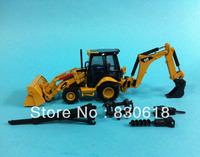 1:50 scale norscot caterpillar cat 420E CENTER PIVOT BACKHOE LOADER toy