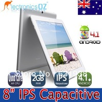 """8"""" AINOL NOVO8 DISCOVER QUAD CORE GOOGLE ANDROID 4.1 IPS SCREEN TABLET PC FREE SHIPPING"""