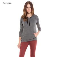 Bershka 2013 women's bsk kangaroo sweatshirt pattern 6901258 139