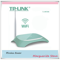 TP-LINK TL-WR742N WIRELESS 150Mbs ROUTER with external antenna wireless wifi router hot sale wireless receiver