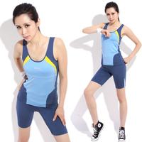 Yoga clothes set fitness clothing aerobics clothing female 21511 22511