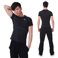Yoga clothes set fitness clothing men's js004 nk808 sportswear