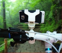 10 Pieces 360 Bicycle Motorcycle Bike Holder Mount Cradle For Samsung Galaxy S4 IV i9500 Free Shipping Free Shipping