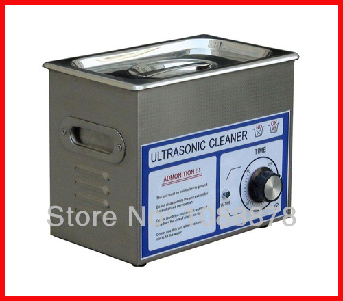 Industrial Ultrasonic cleaners for cleaning nozzle bearing cylinder screw 3L 40kHZ ,clean deeply , hot selling discount(China (Mainland))