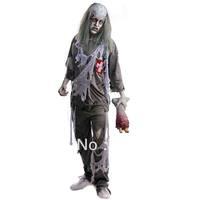 Halloween costumes performances for men adult,Devil & Vampire clothes,scream ghosts costume,masquerade mummy&horror zombie