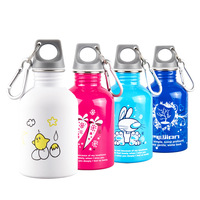 Sword casual single tier sports bottle stainless steel leak-proof child cartoon water cup 300ml ,