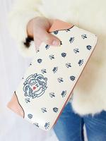 Sweet princess girls 2013 long design zipper wallet